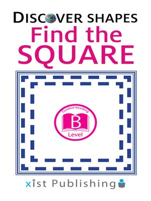 cover image of Find the Square