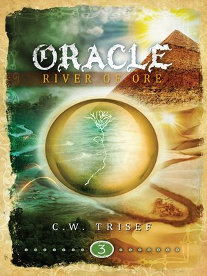 cover image of Oracle--River of Ore (Volume 3)