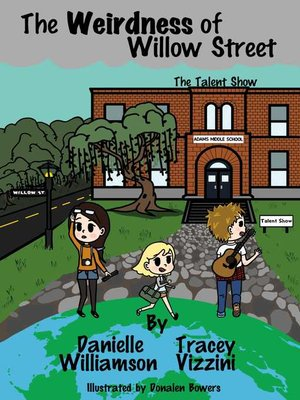 cover image of The Weirdness of Willow Street