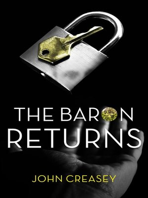 cover image of The Baron Returns