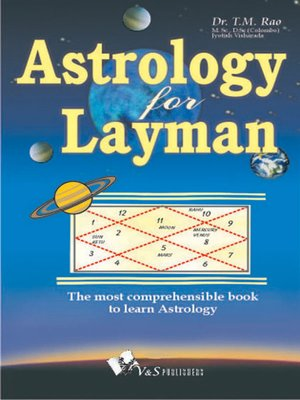 cover image of Astrology for Layman