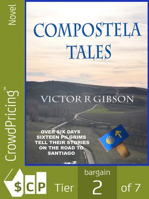 cover image of COMPOSTELA TALES