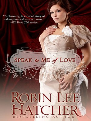 cover image of Speak to Me of Love