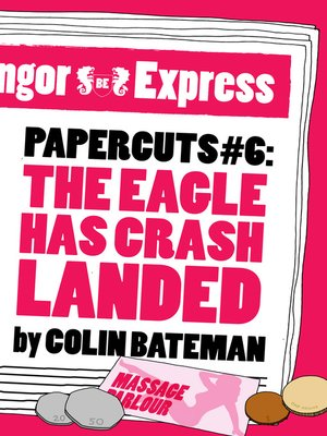cover image of Papercuts 6