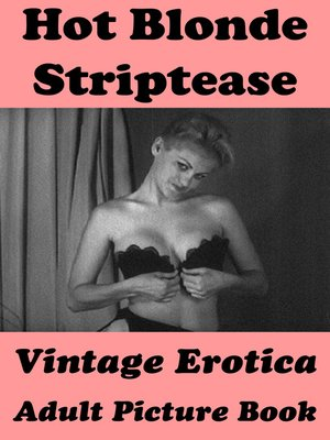 cover image of Hot Blonde Striptease