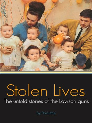 cover image of Stolen Lives