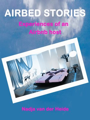 cover image of Airbed Stories
