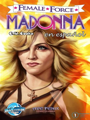 cover image of Madonna Female force en español