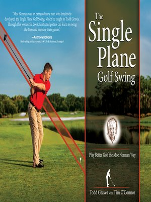cover image of The Single Plane Golf Swing