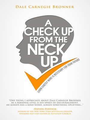 cover image of A Check Up From the Neck Up