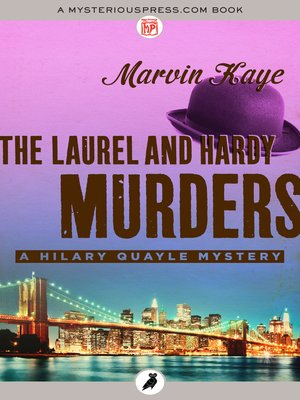 cover image of The Laurel and Hardy Murders