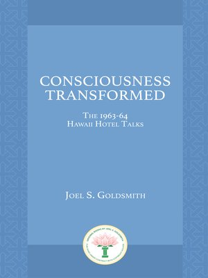 cover image of Consciousness Transformed