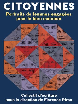 cover image of Citoyennes. Portraits de femmes engagées pour le bien commun