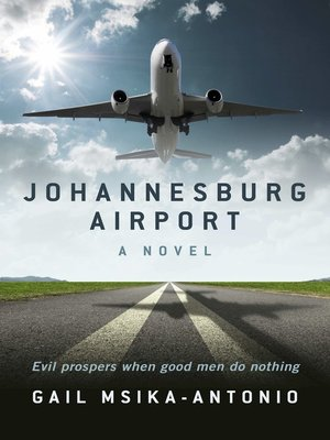 cover image of Johannesburg Airport--A Novel