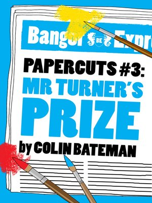 cover image of Papercuts 3
