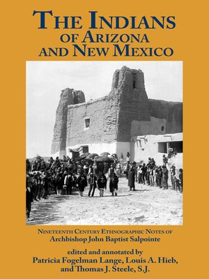 cover image of The Indians of Arizona and New Mexico