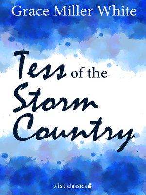 cover image of Tess of the Storm Country