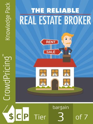 cover image of The Reliable Real Estate Broker