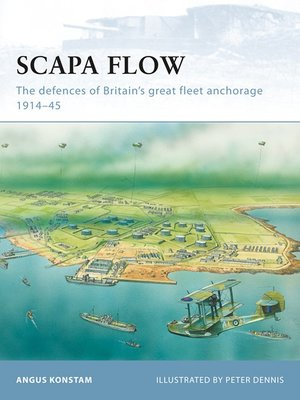 cover image of Scapa Flow