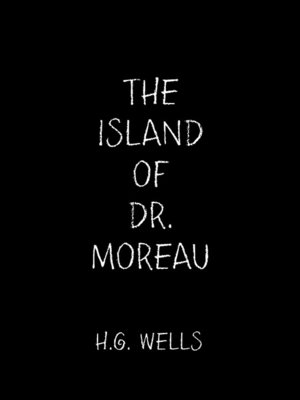 cover image of The Island of Dr. Moreau