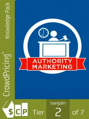 cover image of Authority Marketing