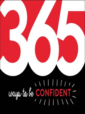 cover image of 365 Ways to Be Confident