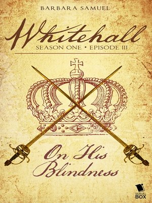 cover image of On His Blindness  (Whitehall Season 1 Episode 3)