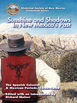 cover image of Sunshine and Shadows in New Mexico's Past, Volume 1