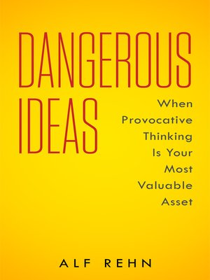 cover image of Dangerous Ideas