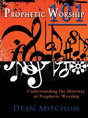 cover image of Prophetic Worship 101