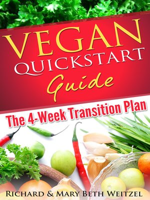 cover image of Vegan Quickstart Guide