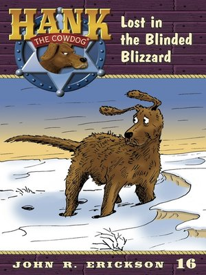 cover image of Lost in the Blinded Blizzard
