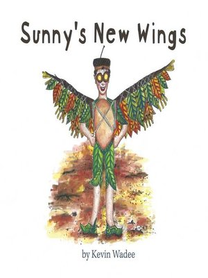 cover image of Sunny's New Wings