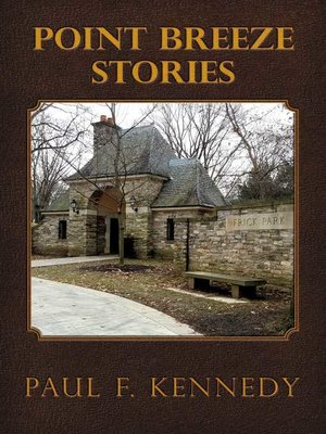 cover image of Point Breeze Stories
