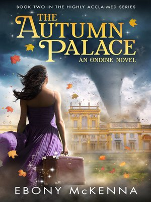 cover image of The Autumn Palace (Ondine Book #2)