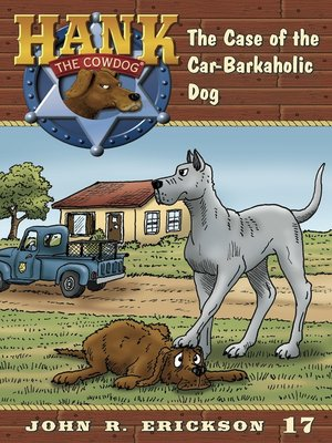 cover image of The Case of the Car-Barkaholic Bog