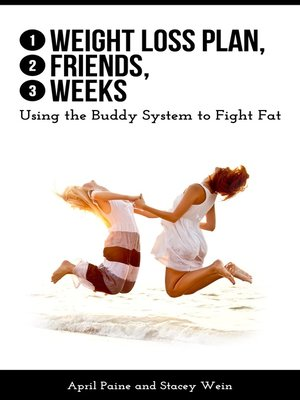 cover image of 1 Weight Loss Plan, 2 Friends, 3 Weeks