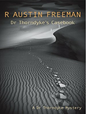 cover image of Dr Thorndyke's Casebook