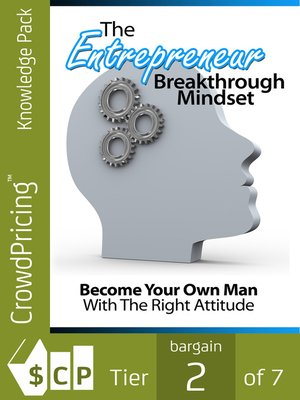 cover image of The Entrepreneur Breakthrough Mindset