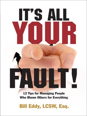 cover image of It's All Your Fault!