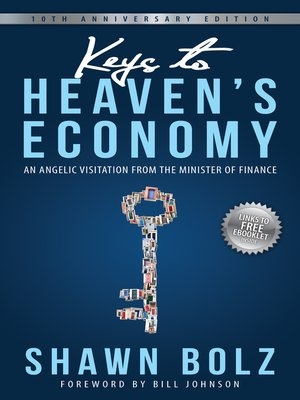 cover image of Keys to Heaven's Economy