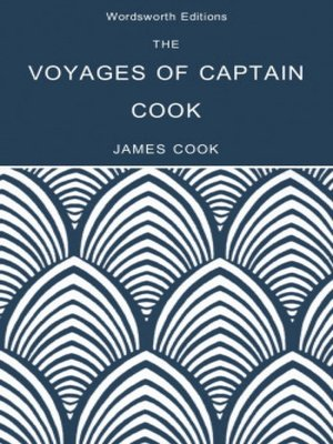 cover image of The Voyages of Captain Cook