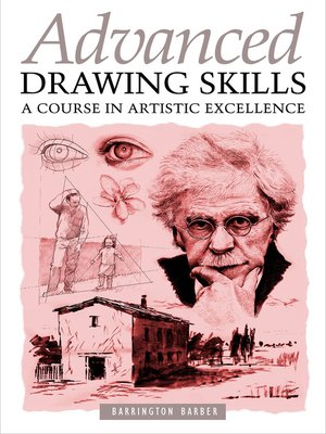 cover image of Advanced Drawing Skills