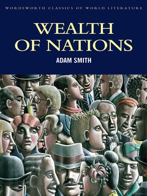 cover image of Wealth of Nations