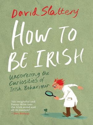 cover image of How to Be Irish