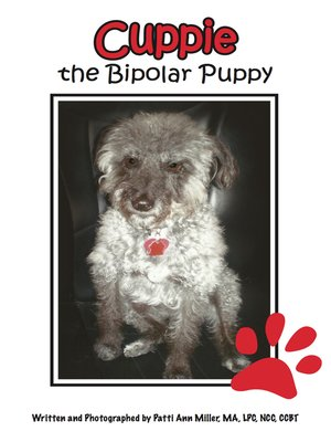 cover image of Cuppie the Bipolar Puppy