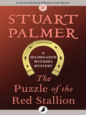 cover image of The Puzzle of the Red Stallion