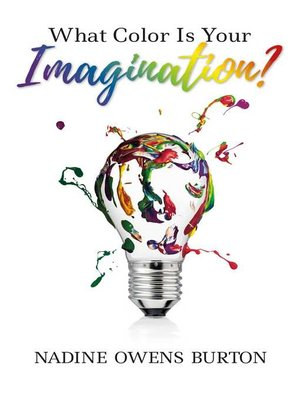 cover image of What Color Is Your Imagination?