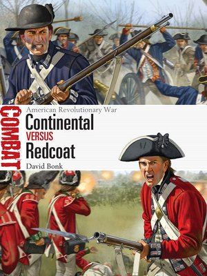 cover image of Continental vs Redcoat