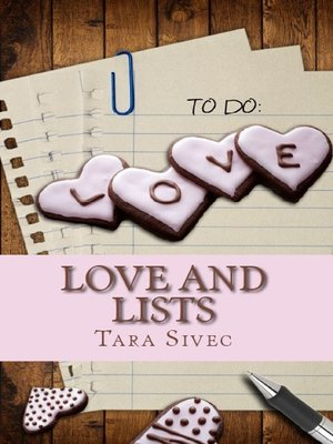 cover image of Love and Lists